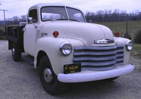 1950 Chevrolet 1 Ton Truck