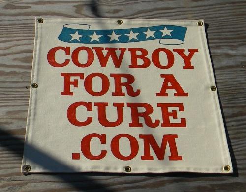 Cowboy For a Cure.com