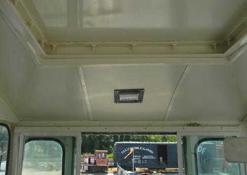 Cab interior 3