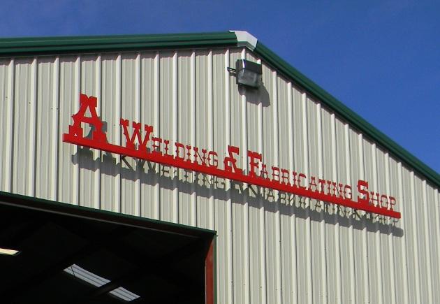 A Welding
