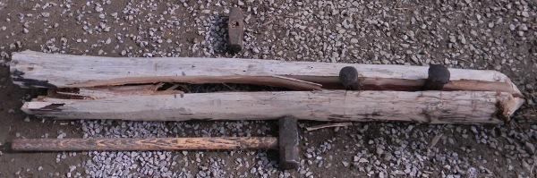 Split Hickory