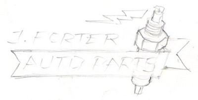 Last sketch