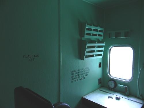 OWTX Caboose interior 3