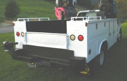 Detail your truck's utility bed
